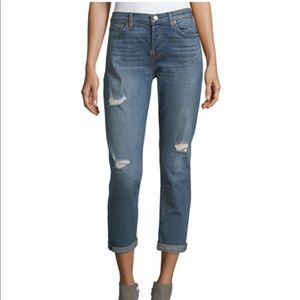 7 FOR ALL MANKIND JOSEPHINA BOYFRIEND JEANS